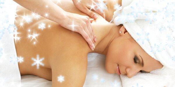 Luxusní hodinová masáž dle vlastního výběru