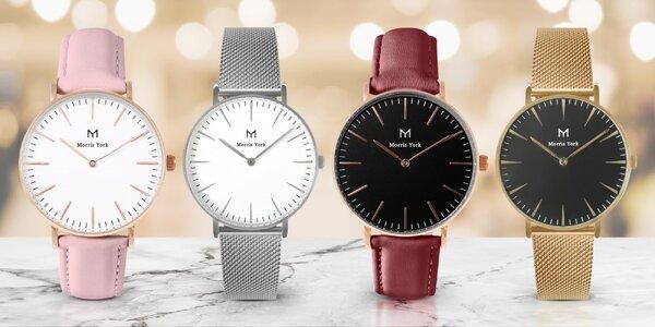 Elegantní dámské hodinky Morris York