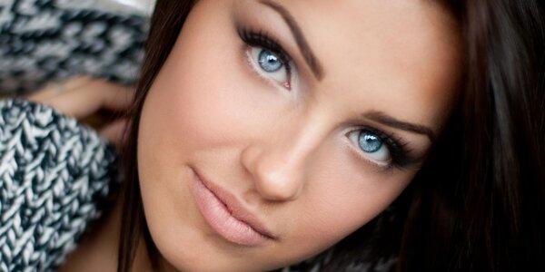 Oči jako kočka: prodloužení řas metodou řasa na řasu