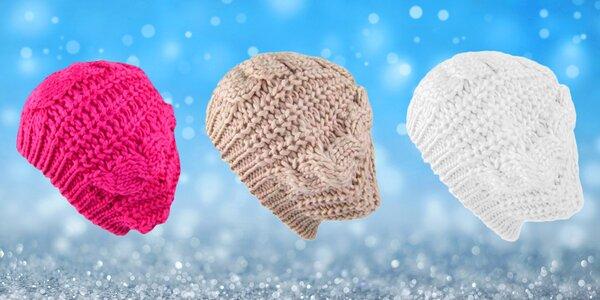 Barevné barety do chladných dnů: 7 barev