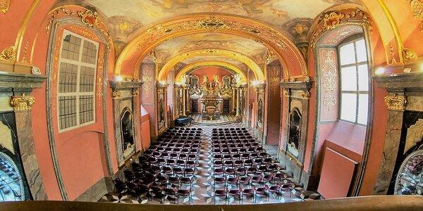 Nabídka listopadových koncertů v Klementinu