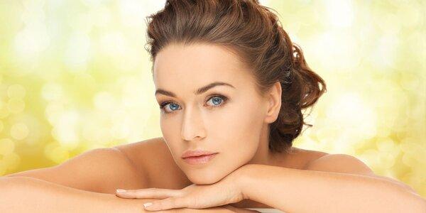 Aplikace botoxu na vrásky: čelo i okolí očí