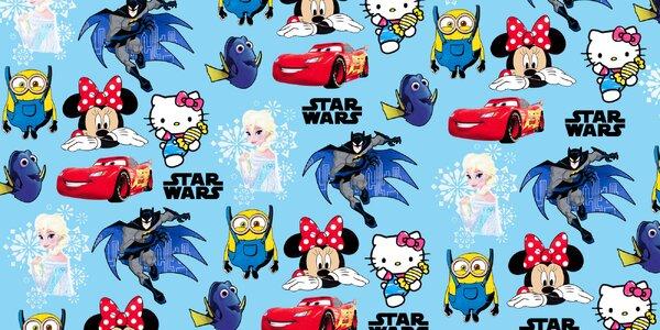 Hrdinové od Disney a další licenční dárky