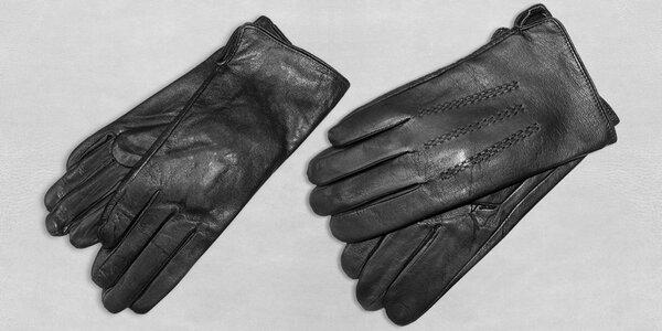 Dámské a pánské kožené rukavice