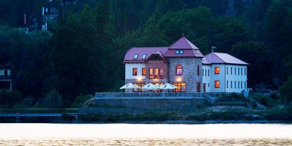 Romantický pobyt na Moravě se skvělým jídlem