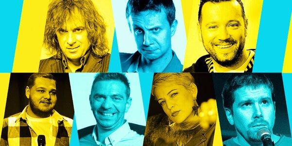 Mega Stand-up show: Humorem pomáháme