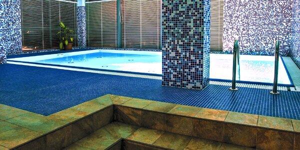 Relaxační pobyt s polopenzí a neomezené wellness