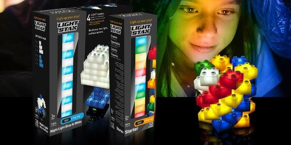 Svítící stavebnice Light Stax pro děti od 2 let