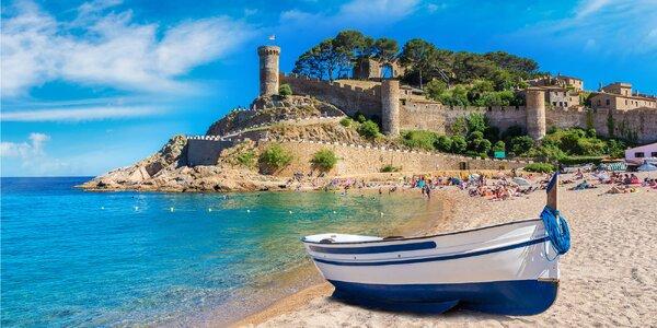 Španělsko: pobytově poznávací zájezd na 7 nocí