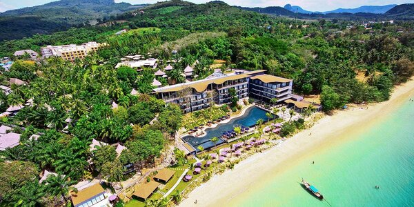 4* Beyond Resort Krabi v Thajsku se snídaní