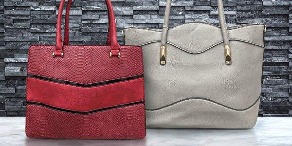 Elegantní dámské kabelky Giandino v mnoha barvách