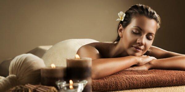 Poukazy na masáže v hodnotě od 500 do 2500 Kč