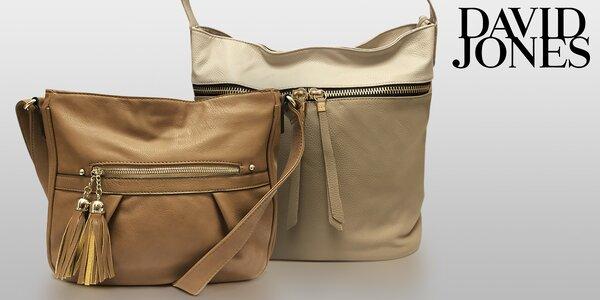 Dámské kabelky David Jones v podzimních barvách