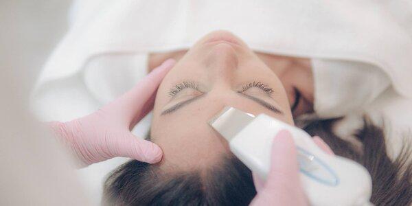Kosmetické ošetření pro svěží a rozjasněnou pleť