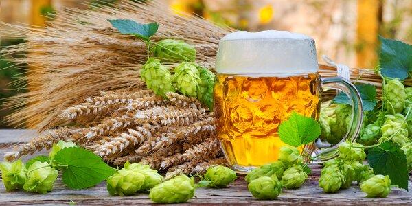 Pivovarnický kurz a set k domácí výrobě piva