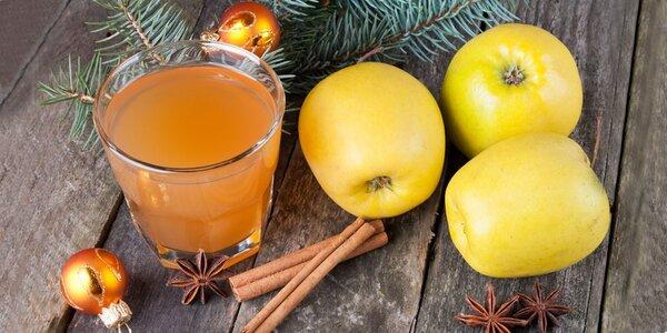 Zdravý balíček: 5 kg prvotřídních jablek ze sadu