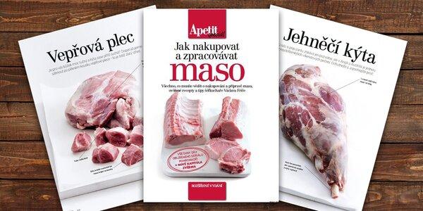 Šťavnaté čtení: Jak nakupovat a zpracovávat maso