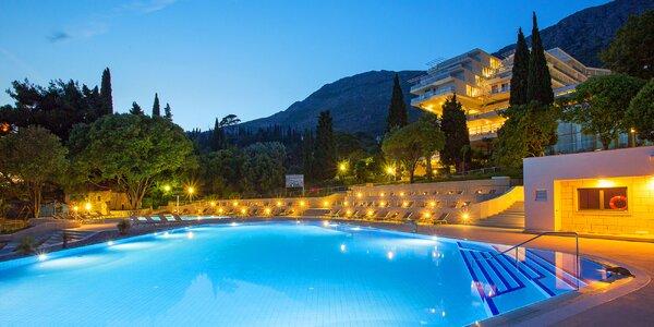 3* hotel s polopenzí v blízkosti Dubrovníku