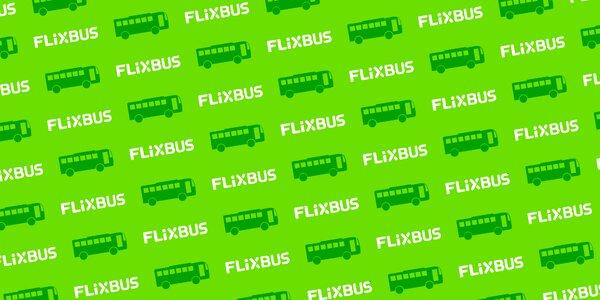 Cestujte s FlixBusem po ČR i Evropě