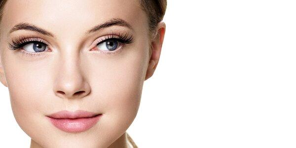 Lash lifting a botox: Prodloužení vlastních řas