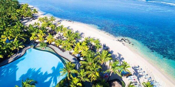 4*+ Victoria Beachcomber Resort s polopenzí