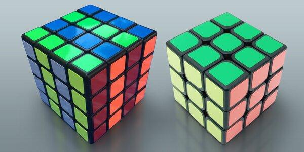Rubikova kostka od světového výrobce YongJun