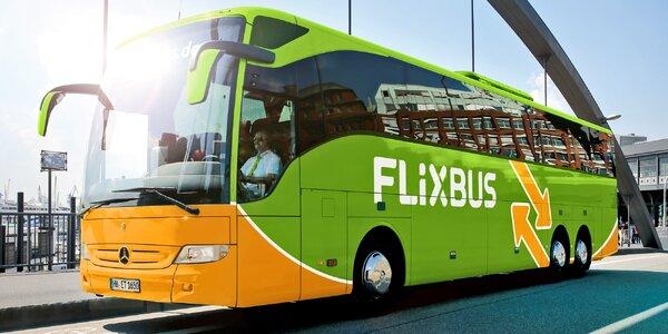 Sleva na FlixBus: z Polska přes Moravu do Vídně
