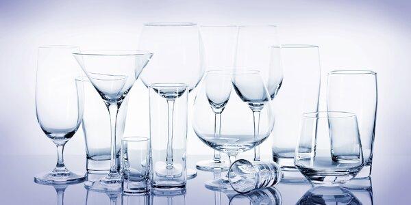 Vouchery v hodnotě až 1000 Kč na skleněné výrobky