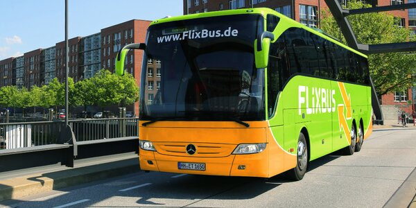 FlixBus z ČR do Rakouska, Maďarska i na Slovensko
