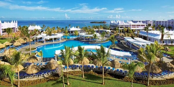 4*+ Riu Montego Bay na Jamajce s all inclusive