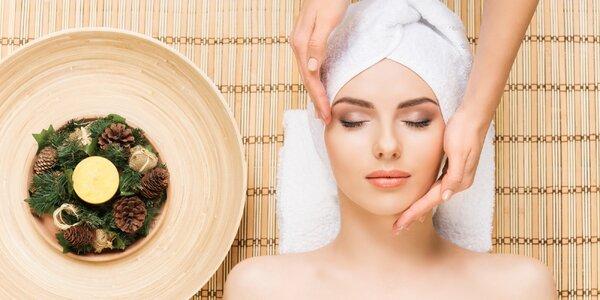 Regenerační masáž a kosmetické ošetření