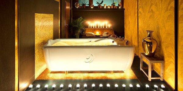 4* lázeňský relax vč. léčebných procedur a spa