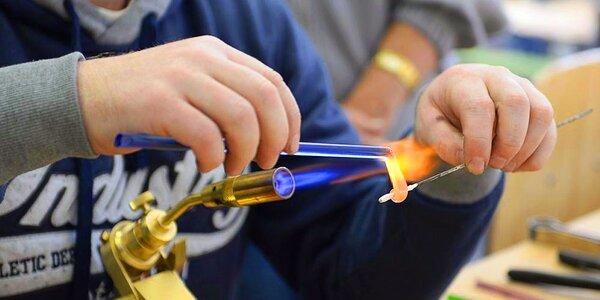 Jednodenní sklářské kurzy: vitráž i pískování