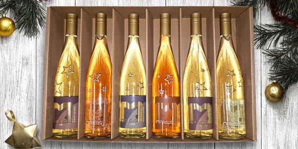 Vánoční set z Mikulovska: 6 přívlastkových vín