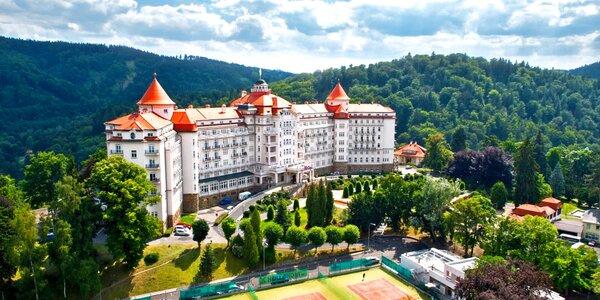 Karlovarský Imperial: luxusní gastro i wellness