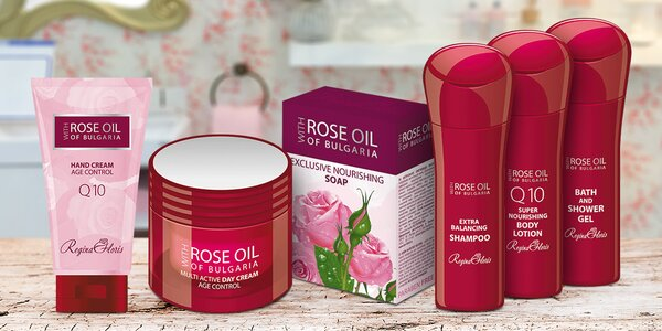 Kosmetika Biofresh s růžovým olejem