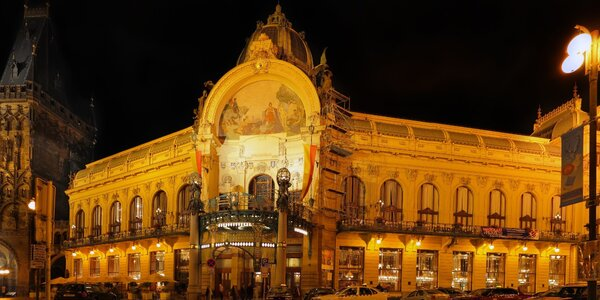 Vivaldiho Čtvero ročních dob ve Smetanově síni