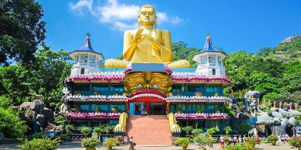 Poznávací zájezd: Srí Lanka s českým průvodcem