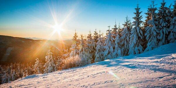 Zima nebo jaro u Radhoště s večeří a wellness