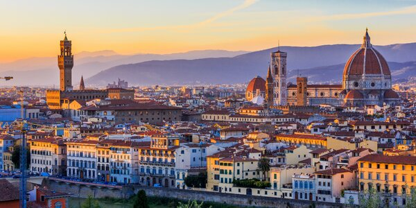 2 noci v Itálii a velikonoční slavnost ohňů