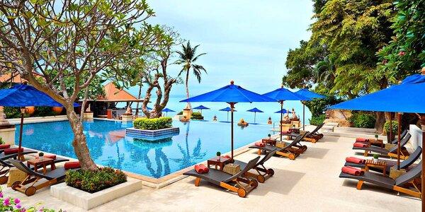 5* resort Renaissance v Thajsku se snídaní