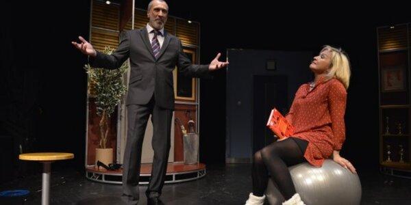 Vstupenka na představení: Ani spolu, ani bez sebe