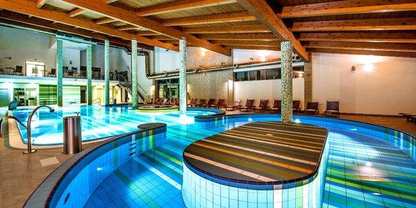 Top wellness hotel v Nízkých Tatrách s polopenzí