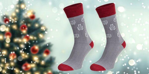 Podpořte centra Klokánek: designové ponožky