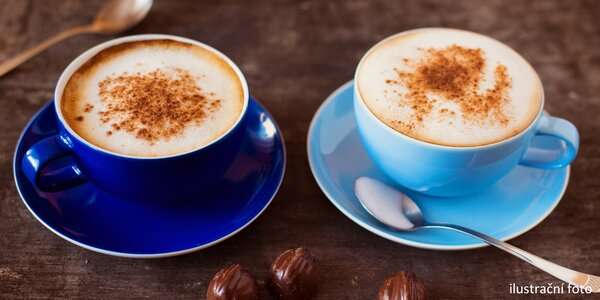 Otevřený voucher do dobročinné kavárny