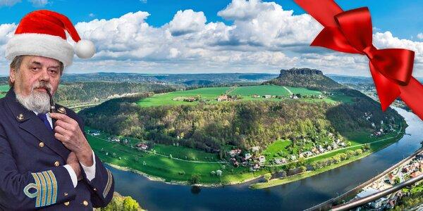 Plavba do Königsteinu a Kurort Rathenu