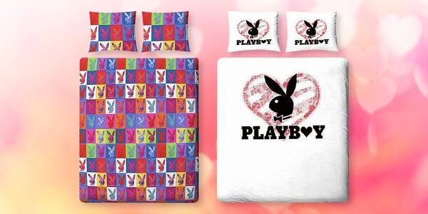 Povlečení Playboy ze 100% bavlny