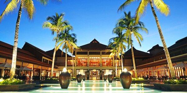 5* Furama Resort Danang ve Vietnamu s polopenzí