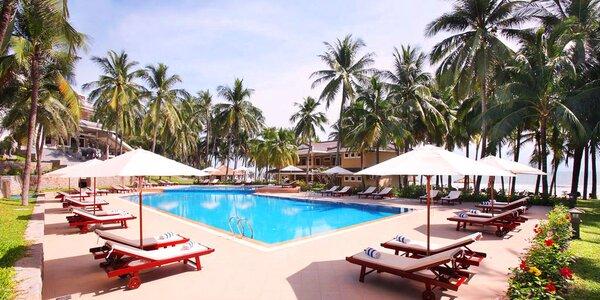 4* Amaryllis Resort & Spa ve Vietnamu s polopenzí
