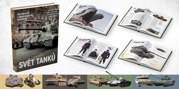Encyklopedie Svět tanků: 2. vydání plné fotek
